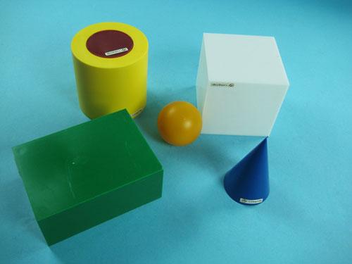 Geometric Shape Model Set