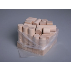 Cylindric Block Set (56 pcs)