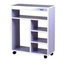 Multi-Colored Moveable Demonstration Cabinet (Type C)