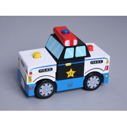 Police Car (collapsible)
