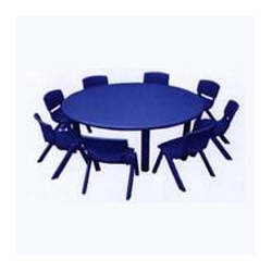 CHILDREN ROUND TABLE IN PE (K/D)
