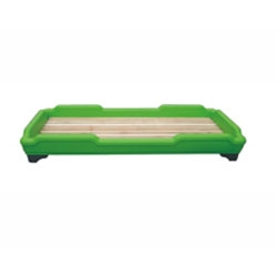 Plastic bed for children