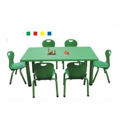 CHILDREN RECTANGLE TABLE IN PE (K/D