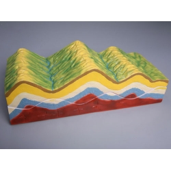 Folded Mountain Structure