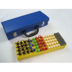 Non-organic Substance Molecular Structure Construction Kit