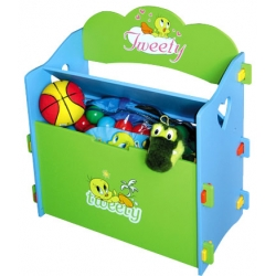Toy-collecting Case