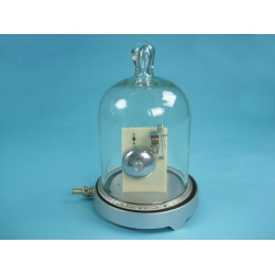 Vacuum Bell Jar Demonstration Set