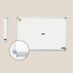 WHITE BOARDS-LUXURY FRAME