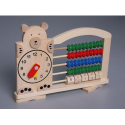 "Children's Abacus ""Bear"""