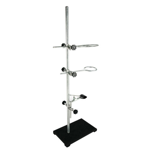 Utility Stand with Clamps
