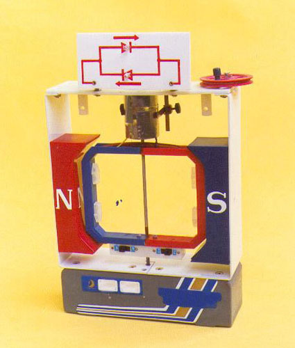 Electric Motor Demonstration Model