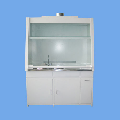 Fume Food Water Supply with Double Sink