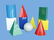 Set of Transparent Geometry Model