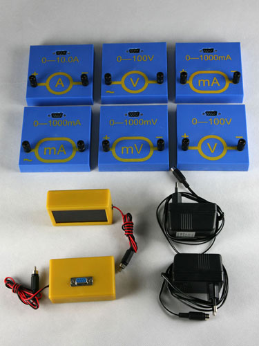 Direct Current Testing Equipment and Experiment Kit
