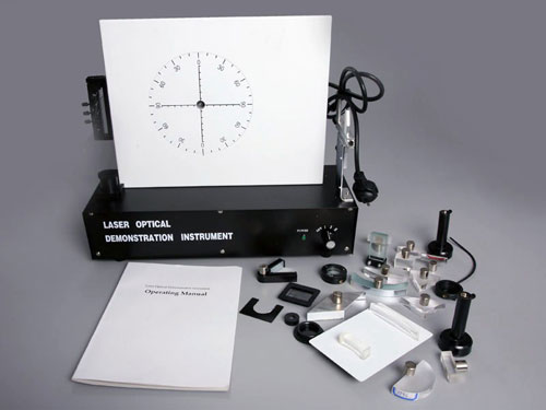 Laser Optics Demonstration Device