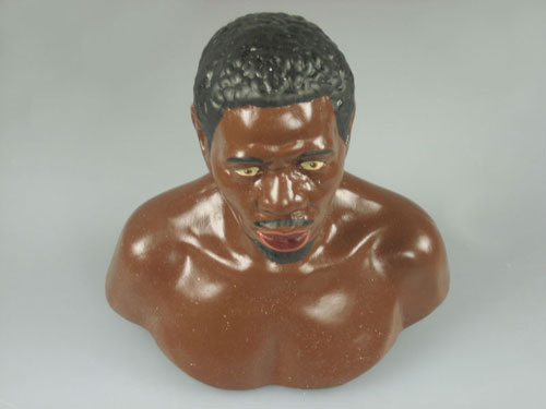 Bust of the Equatorial Race