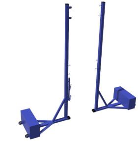 Стойка  волейбольная  с  механизмом  передвижения  сетки