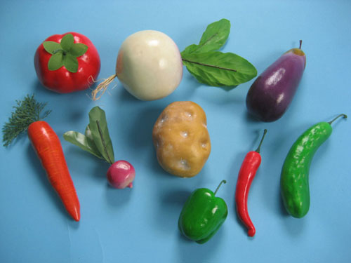 Imitation Vegetable Collection