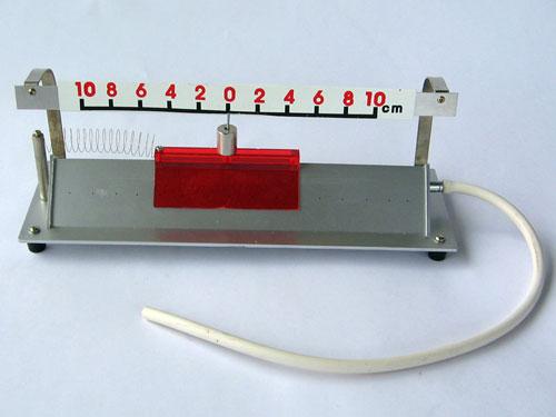 Spring Oscillator