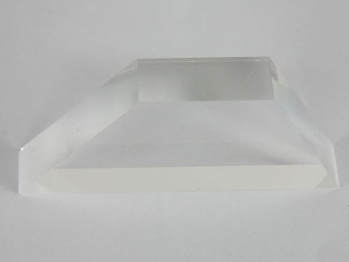 Plate with Sloping Sides (ES)