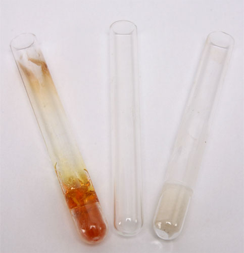 Set of Substances for Studying the Processes of Melting and Solidification