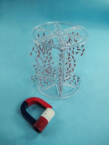 Magnetic Induction Lines Demonstration Set