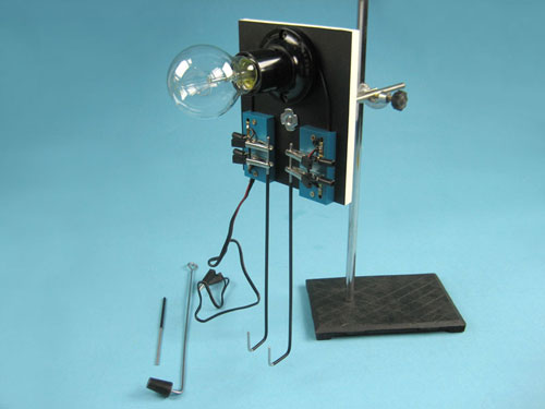 Electricity and Chemistry Experiment Kit