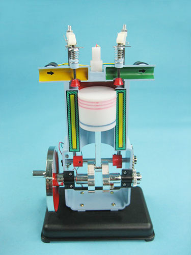 Gasoline Engine Demonstrator