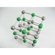 Sodium Chloride Molecular Structure Model