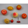 Collection of Fruit Models