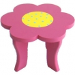 Flower Shaped Doll's Chair