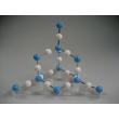 Silica Molecular Structure Model
