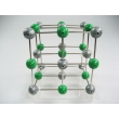 Sodium Chloride Molecular Structure Model