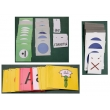 The Basic Genetic Theory, Magnetic Demonstration Cards