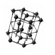 Magnesium Molecular Structure Model