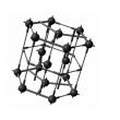 Magnesium Molecular Structure Model
