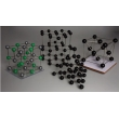 Set of Models of Crystal Lattices