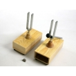 Tuning Fork with Resonance Box and Hammer