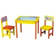 Children's Table and 2 Chairs Set