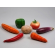 Vegetable Model Set, 7 Models
