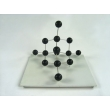 Demonstration Model of Diamond Molecular Structure